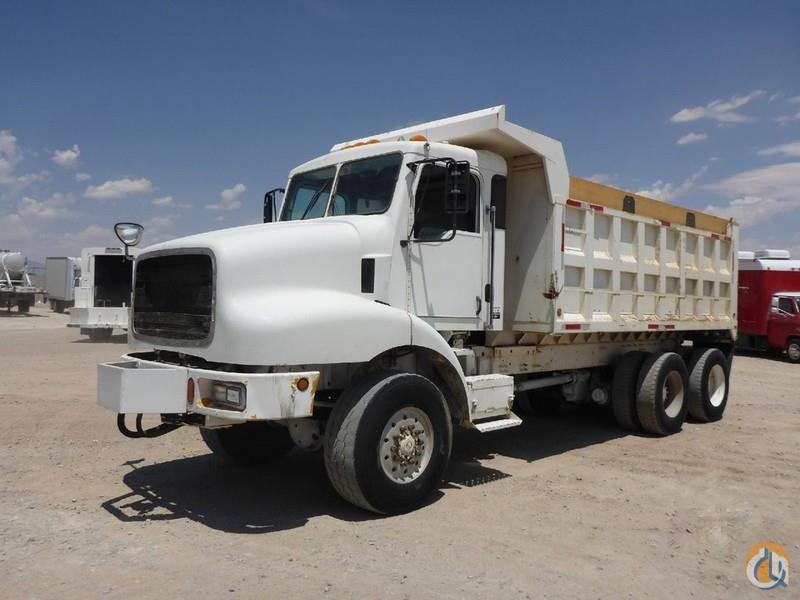 2001 OSHKOSH TERRA-GATOR 004 Dump Trucks  Trailers OSHKOSH M911 Equipment Sales Inc 18208 on CraneNetworkcom